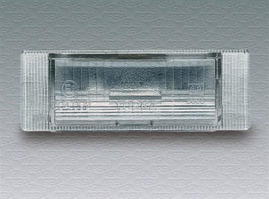 Eclairage de plaque MAGNETI MARELLI 714098401001 (X1)