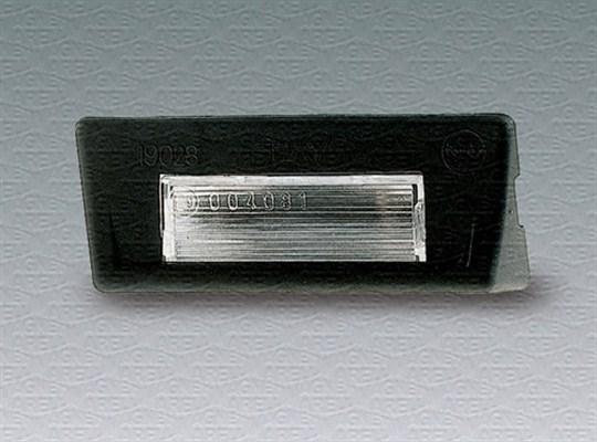 Eclairage de plaque MAGNETI MARELLI 714098401021 (X1)