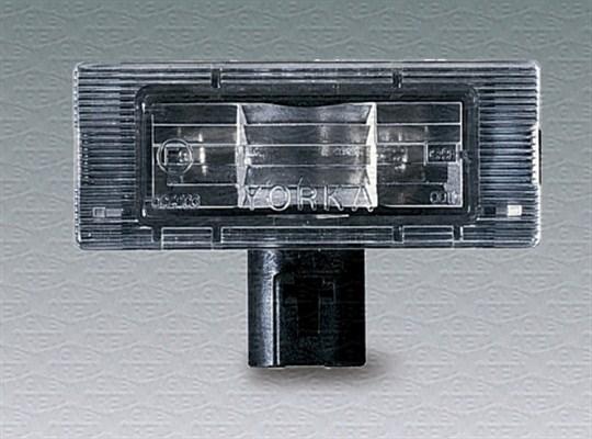 Eclairage de plaque MAGNETI MARELLI 714098401023 (X1)