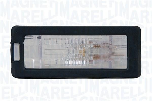 Eclairage de plaque MAGNETI MARELLI 715105110000 (X1)