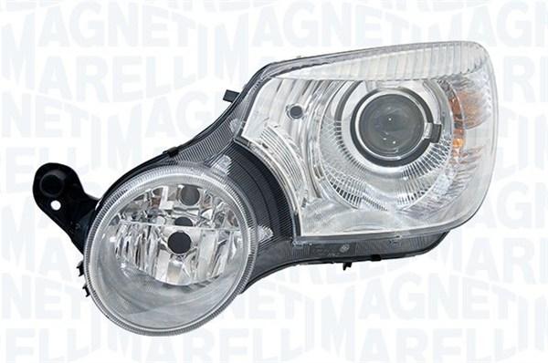 Optiques et phares MAGNETI MARELLI 711307023421 (X1)