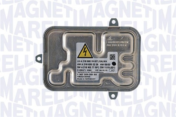 Appareil de commande feu xenon MAGNETI MARELLI 711307329281 (X1)