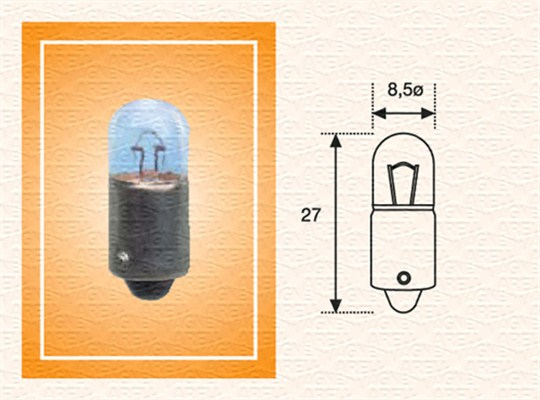 Ampoules MAGNETI MARELLI 002893100000 (X1)