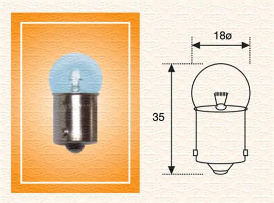 Ampoules MAGNETI MARELLI 004009100000 (X1)