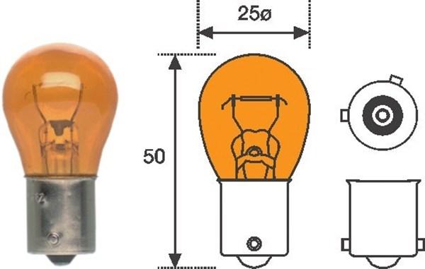 Ampoule, feu clignotant MAGNETI MARELLI 008507100000 (X1)