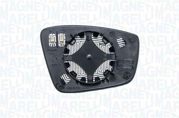 Glace de retroviseur exterieur MAGNETI MARELLI 182209011600 (X1)